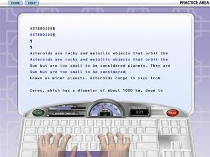 Mavis Beacon Teaches Typing screenshot