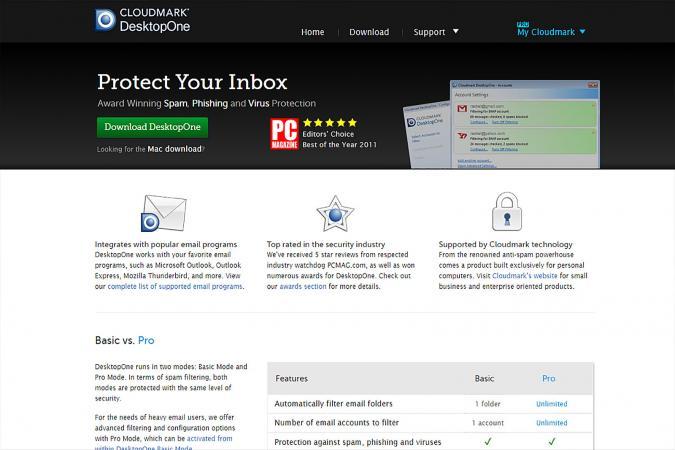 Cloudmark DesktopOne Pro