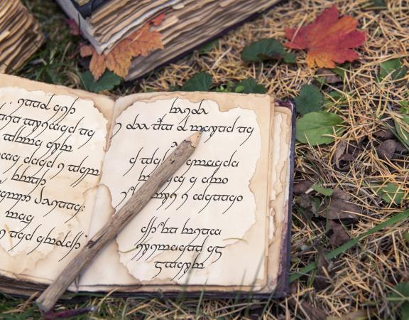 Elvish poetry