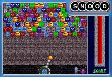 Play Snood Online