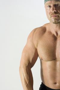 Muscle man
