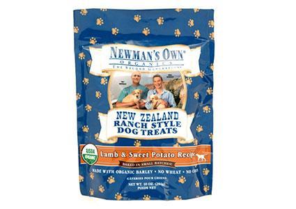 Newman's Own Organics dog treats
