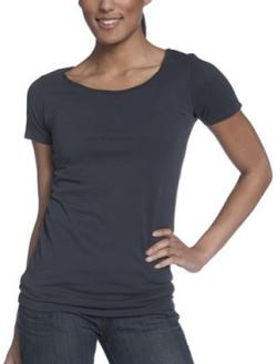 Alternative juniors organic short sleeve scoop neck tee