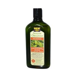Avalon Organics Olive and Grapeseed Shampoo