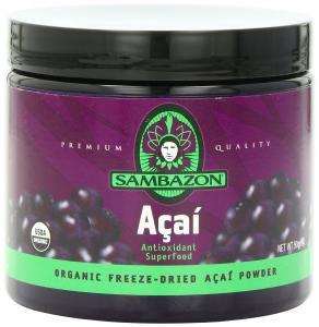 Sambazon Organic Freeze-Dried Acai Powder