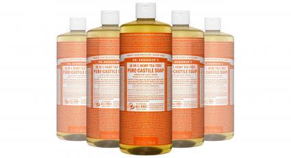 Dr. Bronner's Liquid Castile Soap