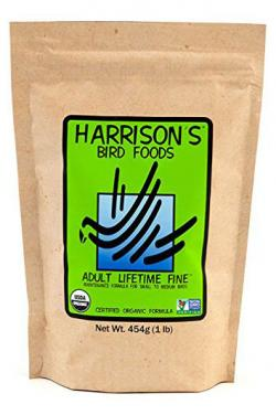 Harrison's Adult Lifetime Fine Bird Food