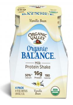 Organic Valley Milk Protein Shake
