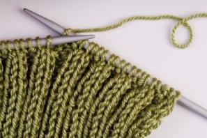 organic wool yarn