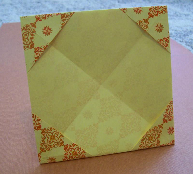 how to make origami photo frames slideshow