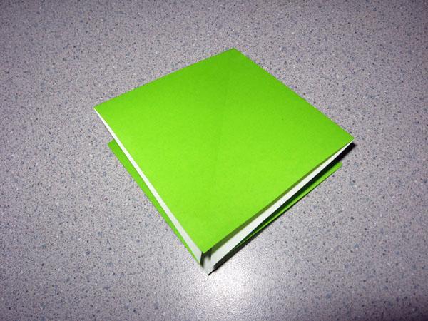 origami frog base instructions