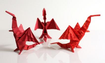 Origami with Dollar Bills Another Way to Impress People