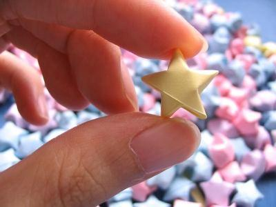 How To Origami Star. How to Make an Origami Star
