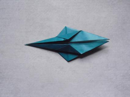 origami dragon step 7