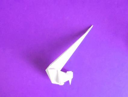 origami unicorn step 6