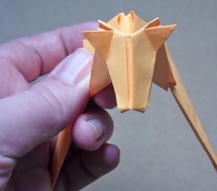 origami tiger 07