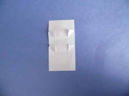 origami snowman 02