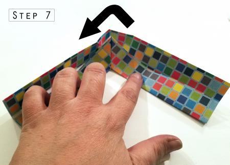 boomerang step 7