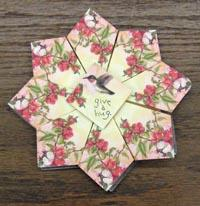Tammy Yee's Origami Page- easy paper folding crafts for children.