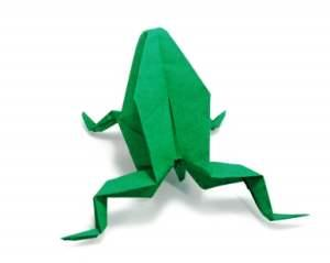 Dollar Bill Origami Frog - Ask Jeeves - Ask.com - What's Your
