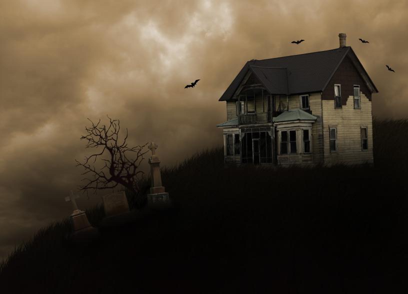 halloween home haunt