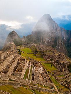 Inca Citadel