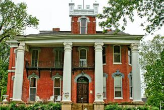 Ravenswood mansion
