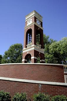 ETSU Clock Tower
