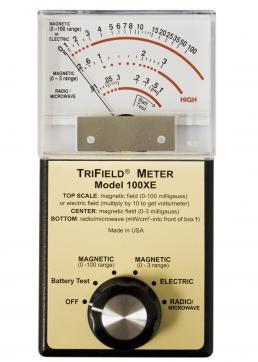 Trifield 100XE EMF Meter