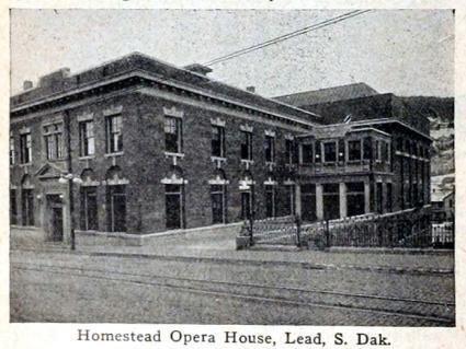 Homestake Opera House