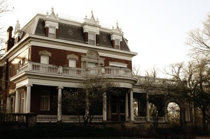 Haunted mansions in America