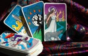 A tarot reading can be psychic while astrology and numerology charts aren't.