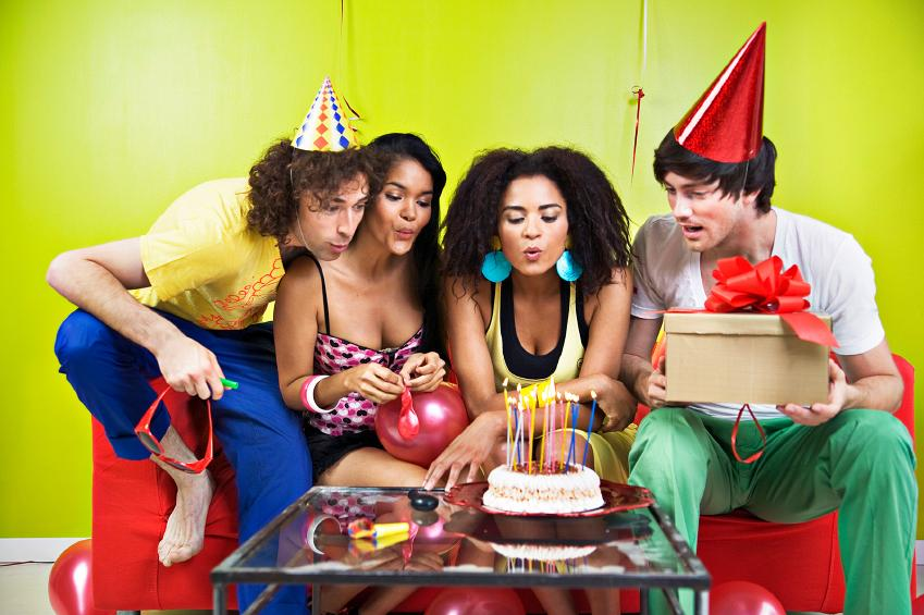 Adult birthday party ideas slideshow for Party planning ideas for adults birthday