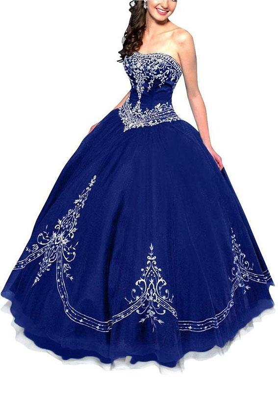 Quinceanera Dress Pictures Slideshow