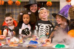Halloween Party Ideas for Kids Interview