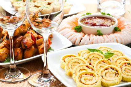 Recipes For Party Finger Foods