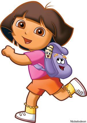 Free Dora the Explorer Invitations