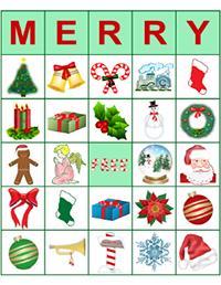 merry bingo