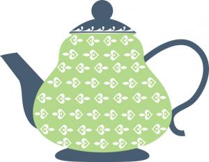 Clip Art Tea Party Clip Art tea party clip art lime teapot art