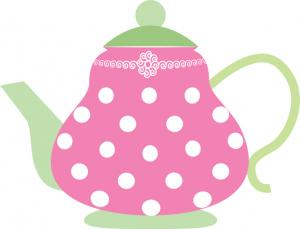 Clip Art Tea Party Clip Art tea party clip art pink teapot art