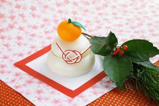Kagami mochi decoration