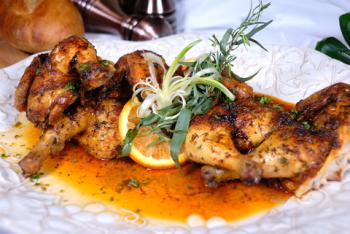 Blackened chicken; © Brandonmedia | Dreamstime.com