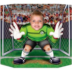 Soccer Photo Prop for Photo Op