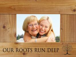 Family Reunion Picture Frame