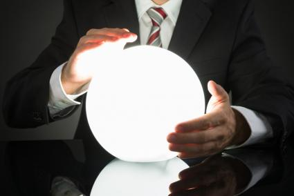 Predicting Future With Crystal Ball