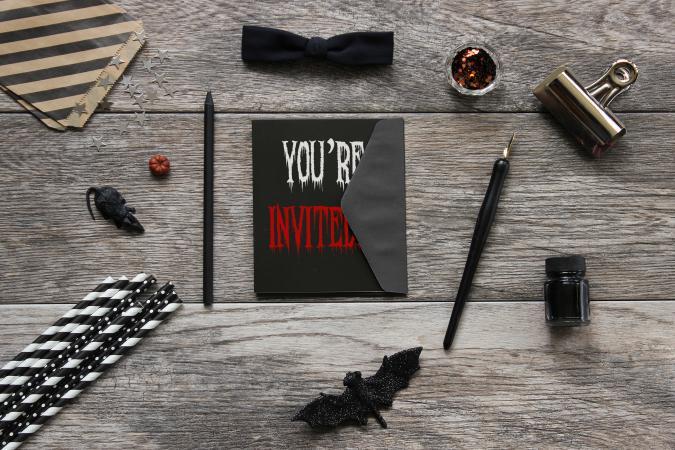Adult invitation