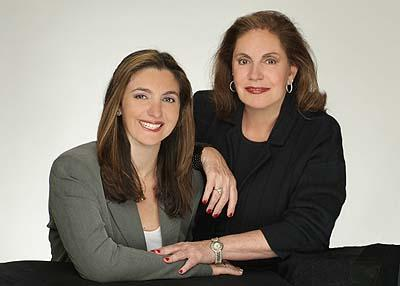Jodi and Paulette Wolf; Image supplied by and used with permission from Chris Ruys Communications, Inc.