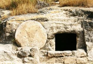 The Holy Land tomb is the center of many Easter celebrations.