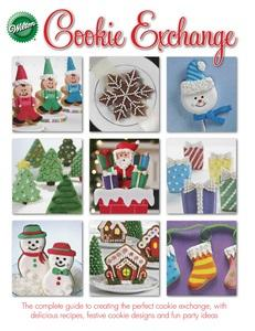 Wilton Cookie Exchange Book; used with permission from Diana Rodriguez from Wilton .