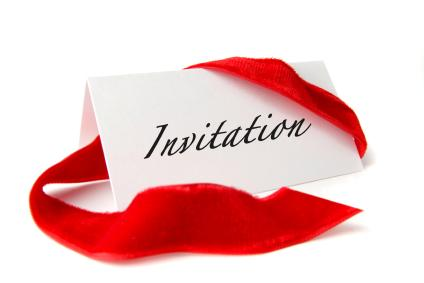 word invitation